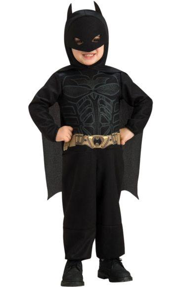 Toddler The Dark Knight Rises Batman Costume   Jokers Masquerade