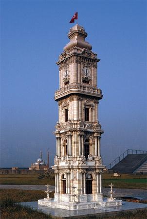 Dolmabahçe Saat Kulesi- İstanbul