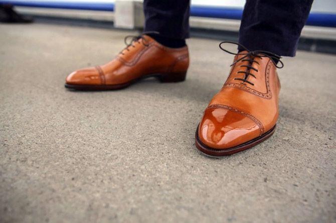Chaussures italiennes Riccardo Freccia Bestetti