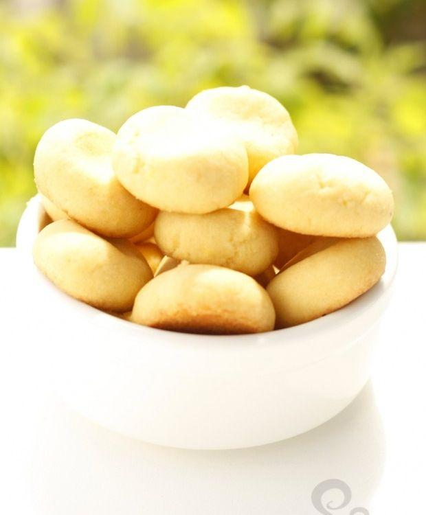 biscoitinhos de maracujá