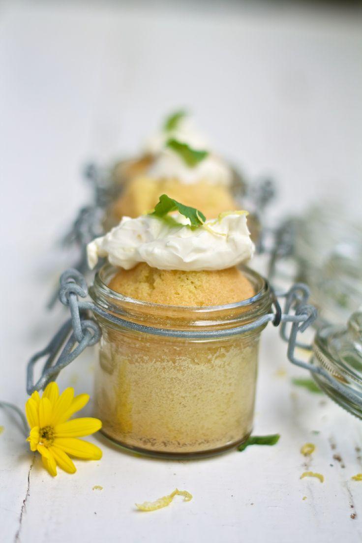 Zitronenkuchen im Glas III Ihana #ichbacksmir