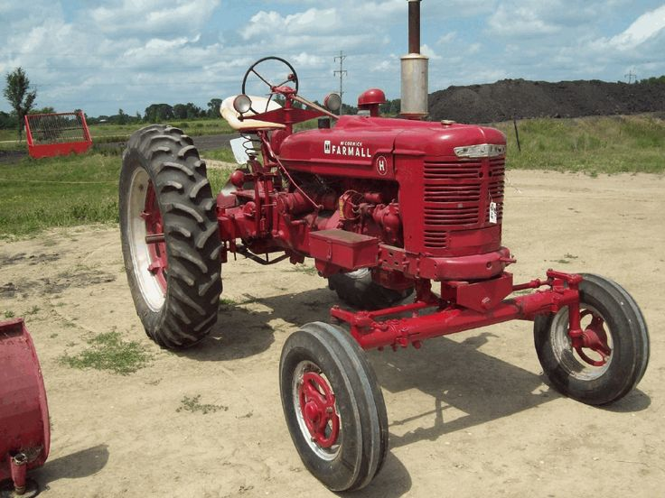 International Tractor Spindle : Best images about farmall tractors on pinterest