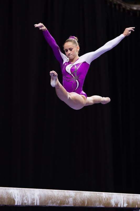 Rachel Gowey--2015 P&G National Championships
