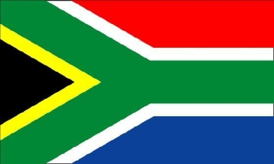 Reason: South Africa's flag has been called the most beautiful and colourful flag in the world.