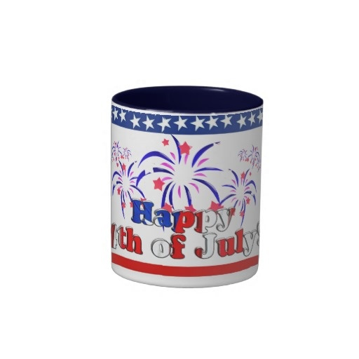 fourth of july coffee recipes