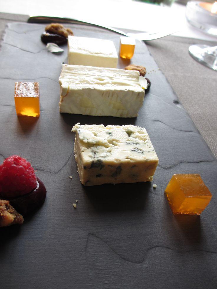 Wanha Laamanni. Cheese dessert.
