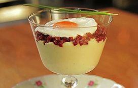 Huevo Loco: receita do Venga!, bar de tapas