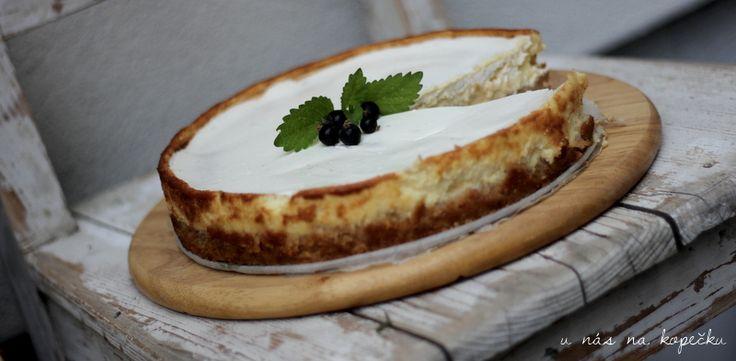 U nás na kopečku: Cheesecake
