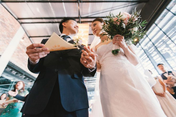 Love this unique angle for this wedding photo taken by Shuttering Hearts Malaysia.