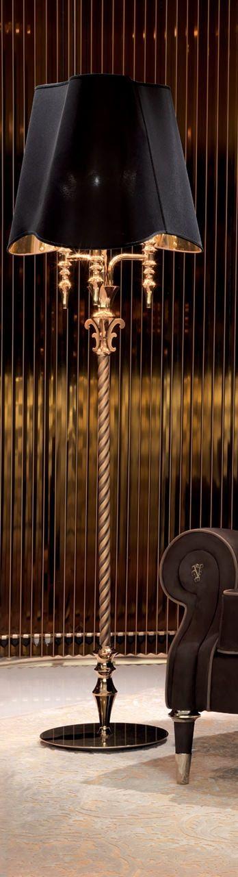 Luxury Designer Lighting Ultra High End Floor Lamps   More Images: http://www.bykoket.com/catalogue/lighting.php