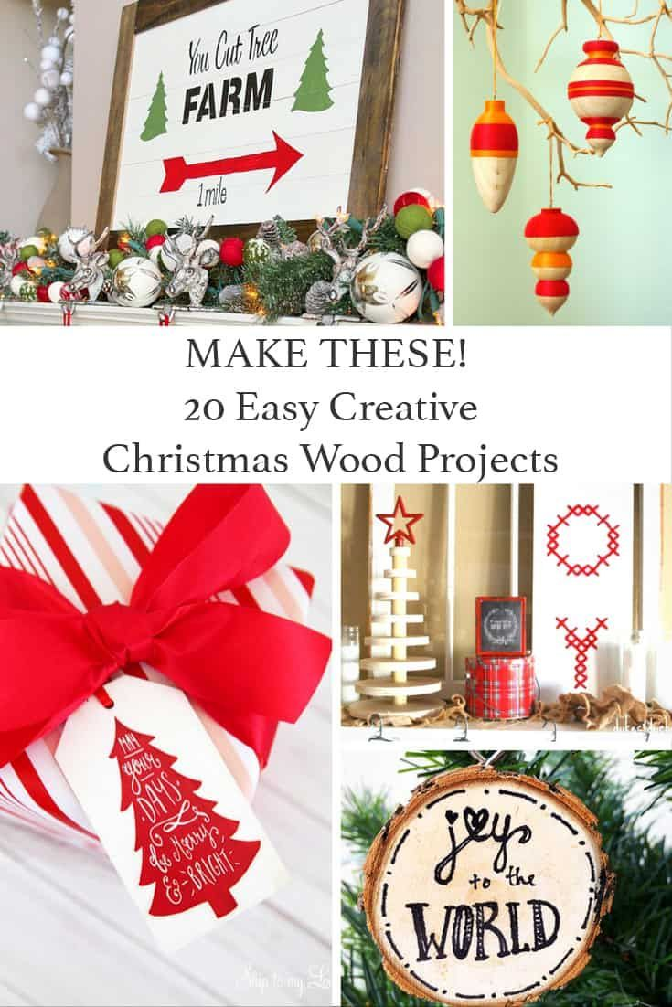 How To Make Gorgeous And Frugal Christmas Wood Projects Christmas Wood Christmas Diy Wood Christmas Projects