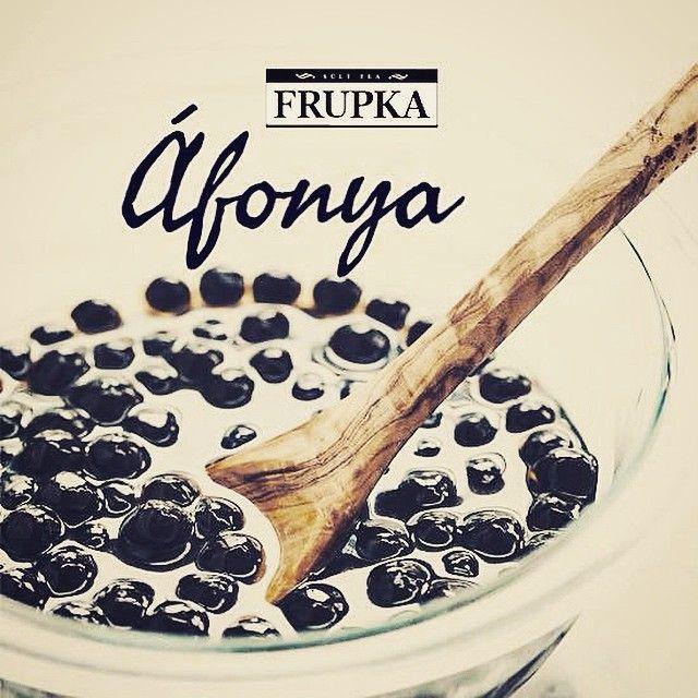 Nagy sikernek örvend az áfonyás Frupka sült tea. Kóstoljátok meg ezt az igazi finomságot!  #frupka #áfonya #sülttea