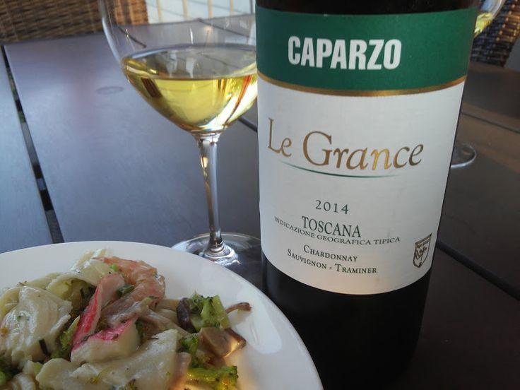 Sommelier Par Pur Plaisir : - BLOG - vin blanc Le Grance 2014 Toscana