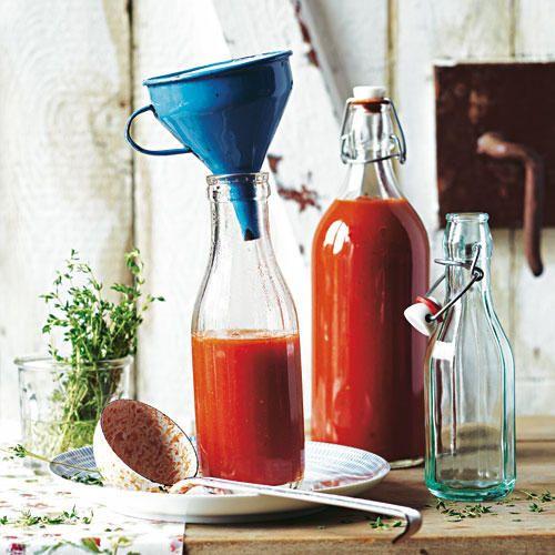 Ofengeröstete Tomatensoße