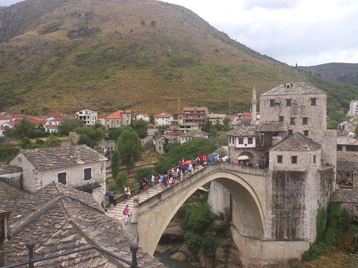 Bosnia, Mostar Bridge