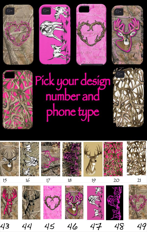 Camo phone case!!!! Wish I was brave enough to get a case without it bein an otterbox.