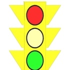 Traffic Light Behaviour Management Page - PDF file1 x full page, exactly what you see in the image.Some children need a visual reminder pla...