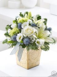 Winter Elegance Arrangement