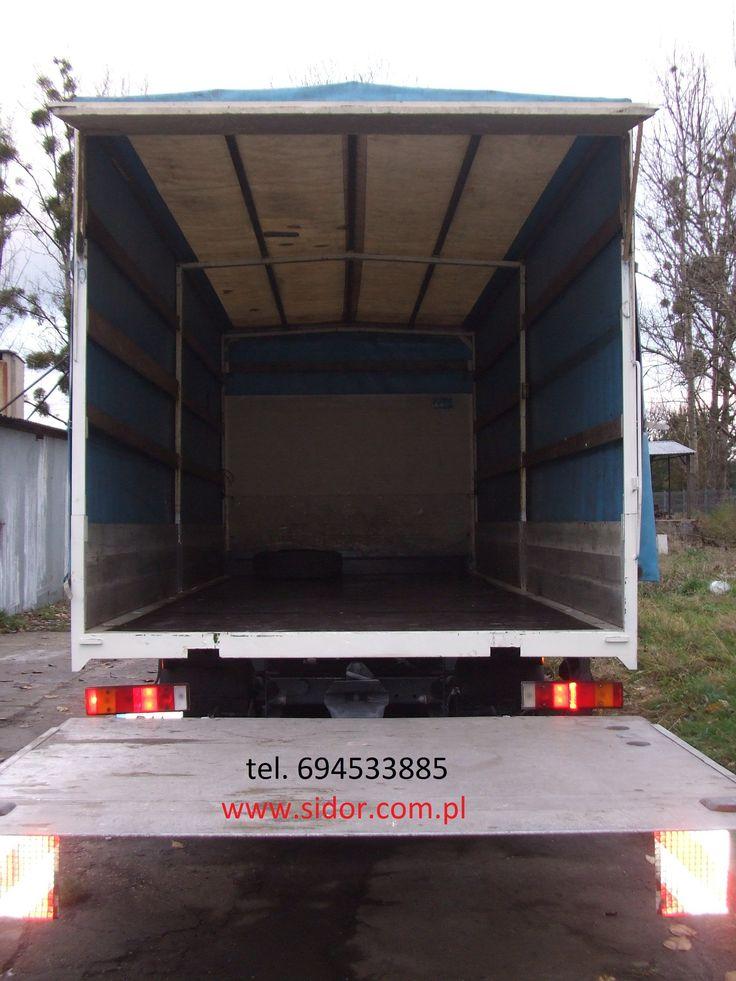 Transport Ciężarowy Wrocław tel. 694533885
