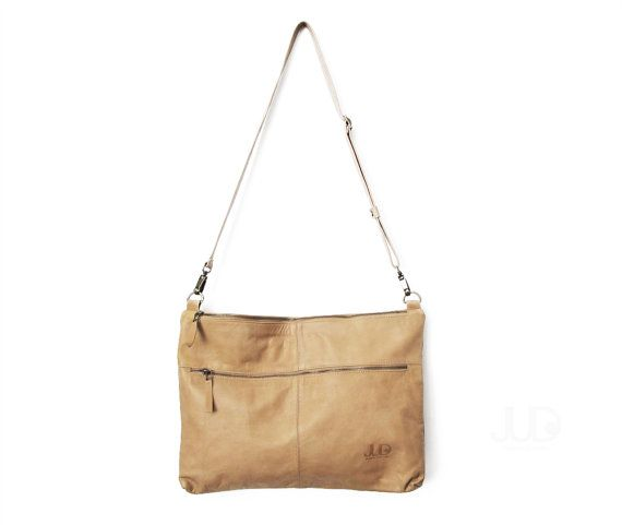 FREE SHIPPING Tan leather bag  womens leather purse SALE door JUDtlv