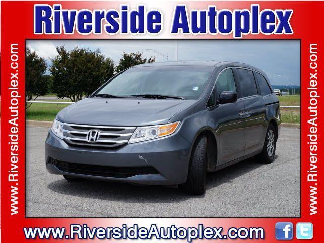 2011 Honda Odyssey, 23,512 miles, $28,500.