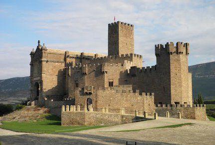Castillo de San Javier (Navarra). Spain