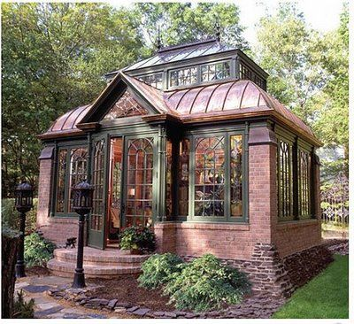 Brick Conservatory an awesome art studio space?
