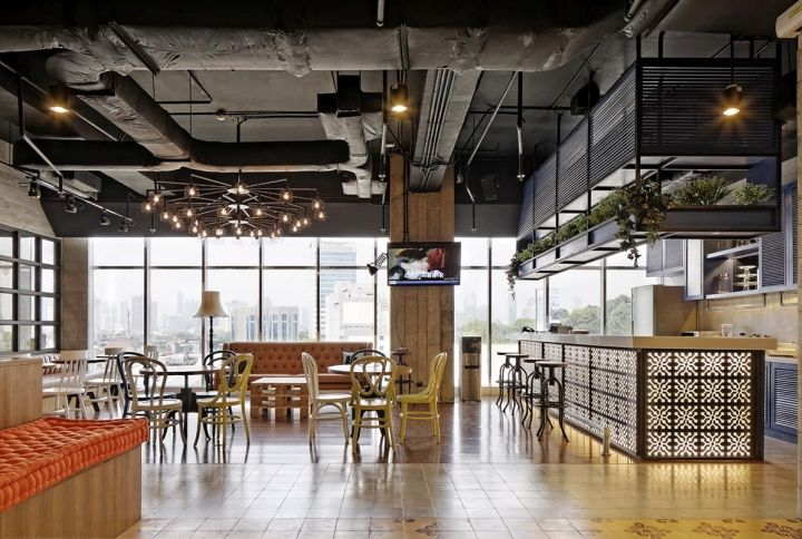 JPCC Office by Sidharta Architect, Jakarta – Indonesia » Retail Design Blog