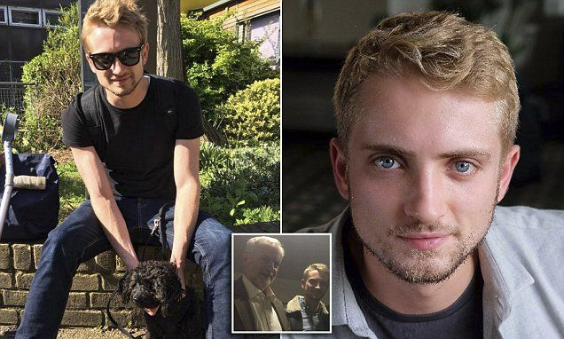 Internet swoons over Jeremy Corbyn's son