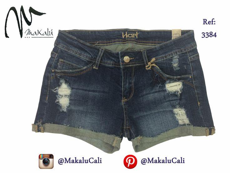 Short en Jean... #Shorts #indigo #makalucali #centrocomercialBahia #CentroComercialEltesoro #RopaAmericana #Cali #Colombia #ModaFemenina #tendencias #tiendasMakalu