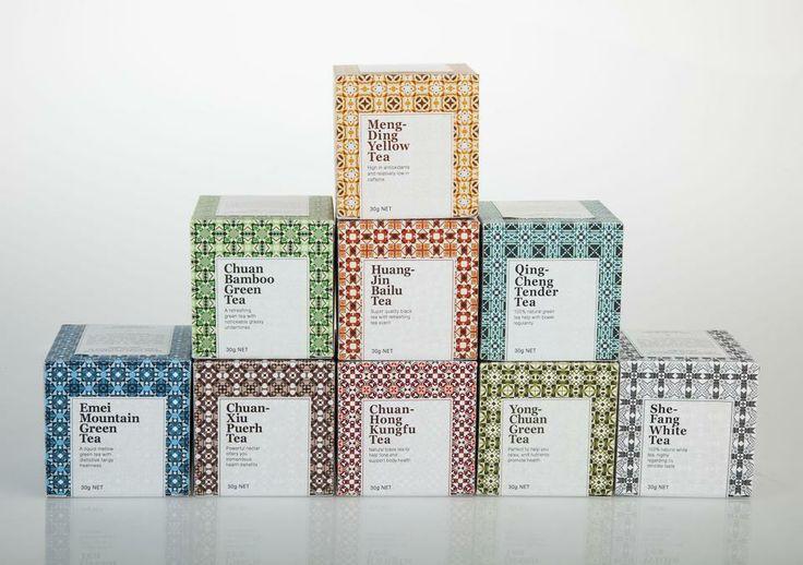 Best Awards - / Chuan Tea Packaging