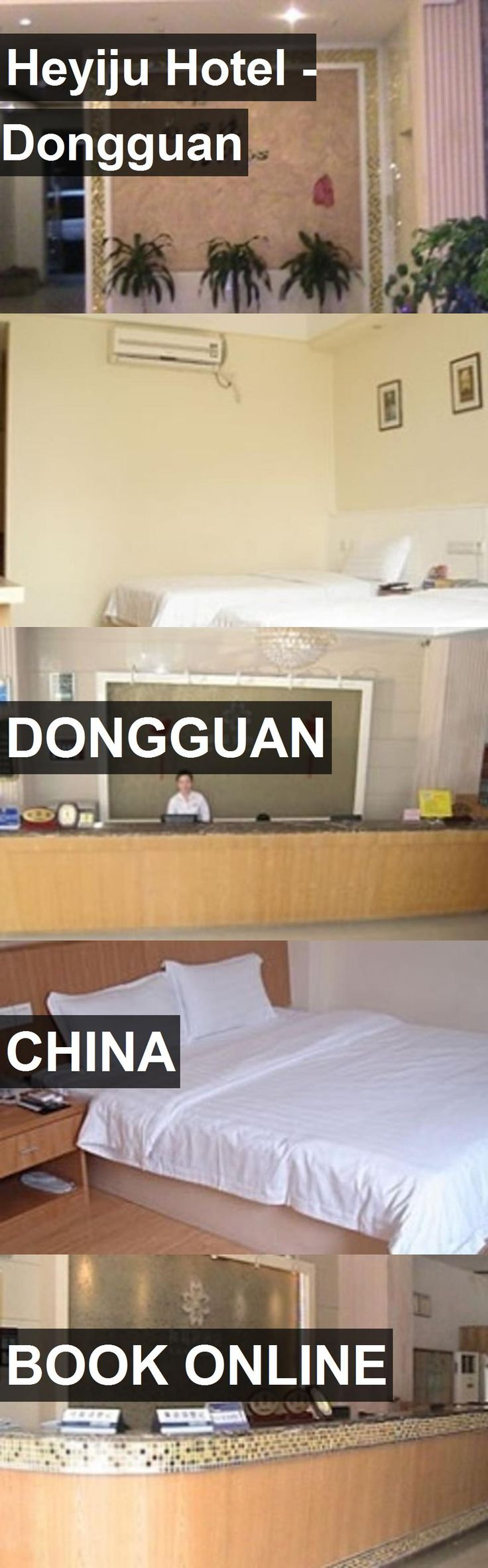 Heyiju Hotel - Dongguan in Dongguan, China. For more information, photos, reviews and best prices please follow the link. #China #Dongguan #travel #vacation #hotel