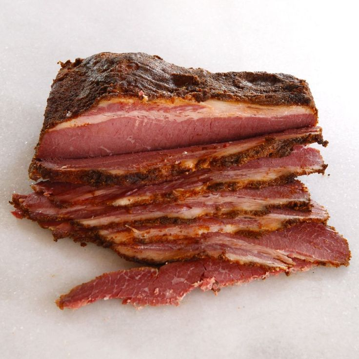 Homemade Pastrami - Simple Recipe for Curing and Cooking Your Own Pastrami