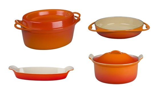 Win: Le Creuset Heritage Enameled Cast Iron Set Holiday Giveaway