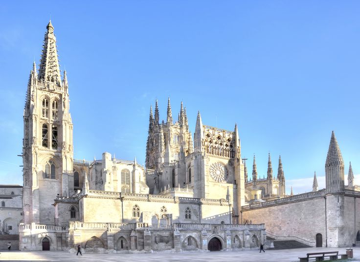 The riverside city of Burgos is another important stopping point along the Camino de Santiago – and is often the city that most pilgrims vow to return to for a longer visit. Dominated by its 13th century gothic cathedral (the third largest in Spain after Seville and Toledo), it is the only one in the country to be awarded a World Heritage title by UNESCO.