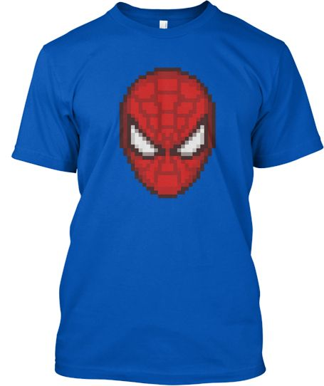 8-Bit Spider - ONE TIME ONLY TEE | Teespring