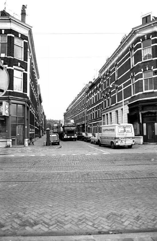 Slachthuisstraat rotterdam crooswijk gewoont jaren 70 en for Rotterdam crooswijk