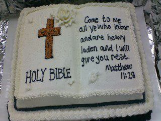 Bible Birthday Cake My Wishlist In 2019 Bible Cake