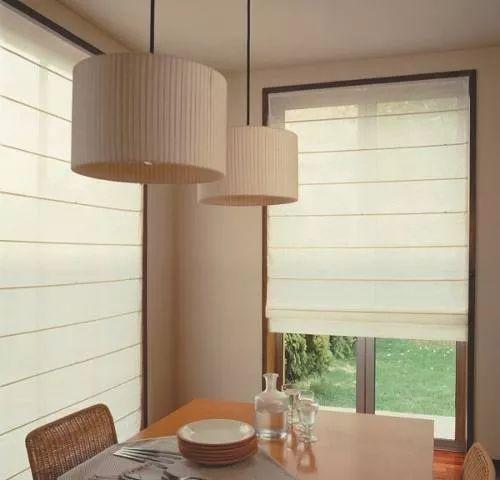25 melhores ideias de cortinas romanas no pinterest - Sistemas para colgar cortinas ...