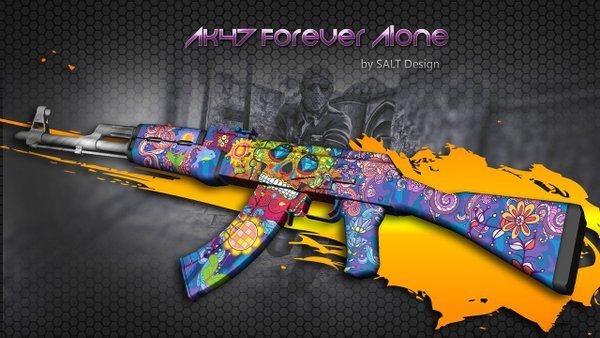 "Game Show CS:GO on Twitter: ""Some new AK-47 skins from #Steam ..."