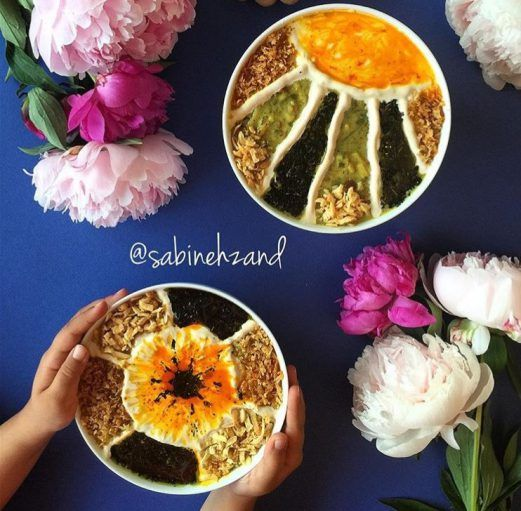 9 best zamin iranian food images on pinterest iran food iranian kash e bademjoon lets talk about the persian cuisine forumfinder Choice Image