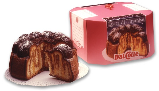 DAL COLLE cakes