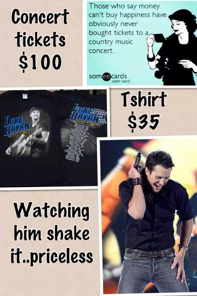 Lyric country girl shake it for me lyrics luke bryan : Best 25+ Luke bryan tickets ideas on Pinterest | Luke bryan ...