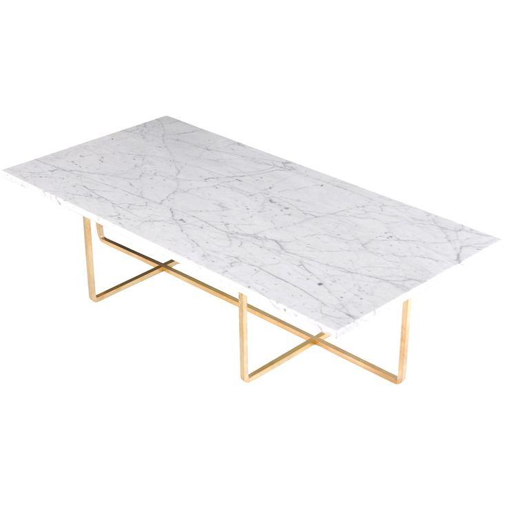 Ninety stuebord fra Ox Danmarq, designet av Dennis Marquart. Et flott stuebord med rett design, med ...