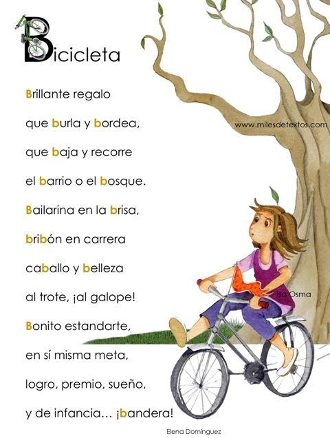 Poesia con todas las letras del abecedarioB.www.milesdetextos.com