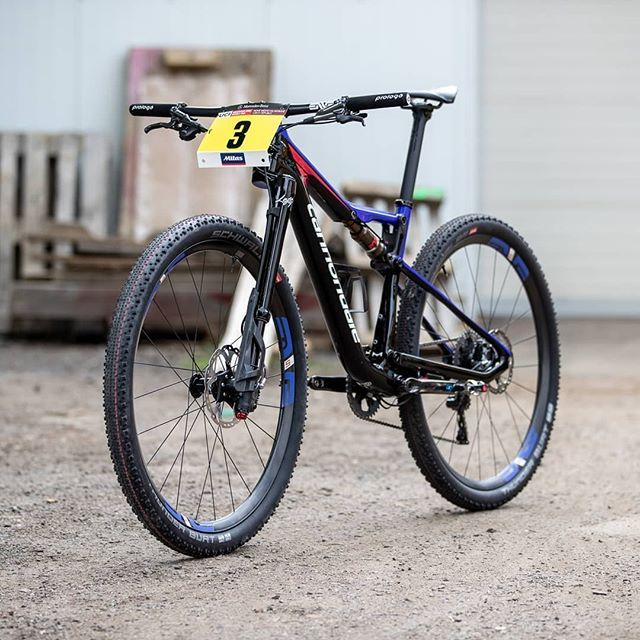 The Latest Lefty Ocho On Maxime Marotte S Xc Bike Running M525 S