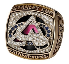 2001 Colorado Avalanche!