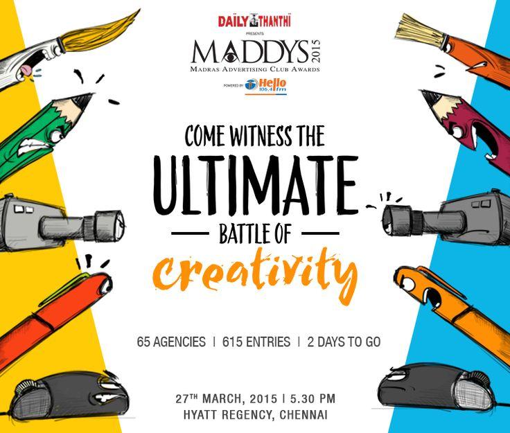 Madras Advertising Club- Emailer