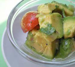Savory Avocado Salad