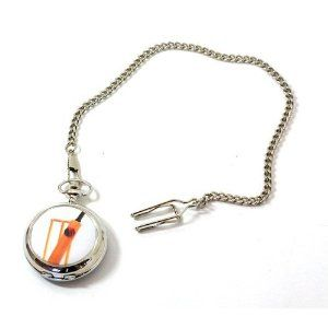 BOXX Gents-Mens Cricket Pocket Watch on 12 Chain BOXX. $29.95